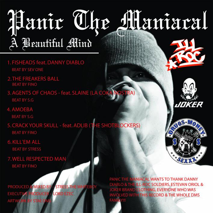 Panic The Maniacal