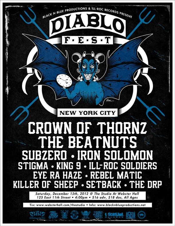 Danny Diablo Fest NYC