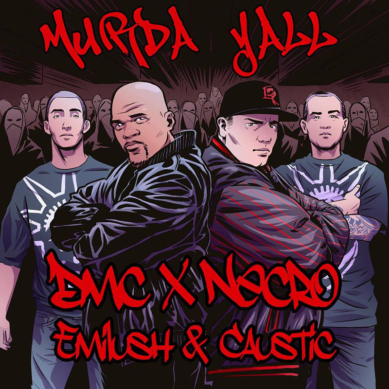 Necro x DMC - Murda Y'all